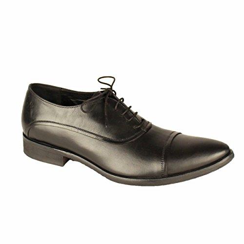 Salt N Pepper Men Black Casual Shoes