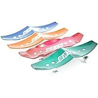 Remeehi Creative Fingertip Sports Mini Finger Skateboards Educational Finger Skateboard Toys 4 Pcs/Pack