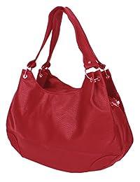 Arc HnH Women HandBag Palatial - Red