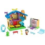 Fisher Price Julius Jr. Rock N Playhouse Box