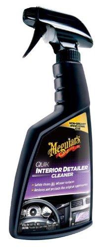 Meguiar's G13616 Quik Interior Detailer Cleaner – 16 oz.
