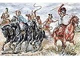 1/72 Greek Cavalry Figures by Waterloo