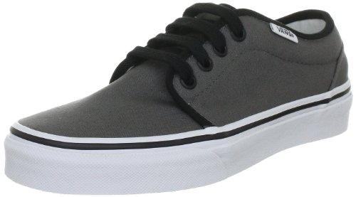 vans negras grises