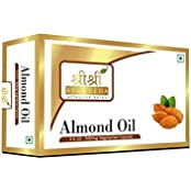 Sri Sri Ayurveda Almond Oil Capsules 500 Mg - 10 Capsules (Pack Of 3)