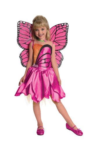 Barbie Fairytopia Mariposa Deluxe Costume