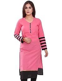 Kurti (Macube Women's Clothing Kurti For Women Latest Designer Wear Polyester Cotton Kurti Collection In Latest...