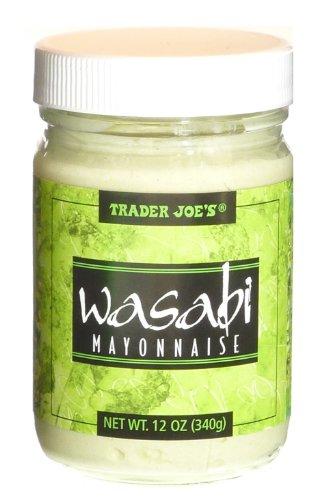 Making Wasabi Deviled Eggs with Trader Joe's Wasabi Mayonnaise