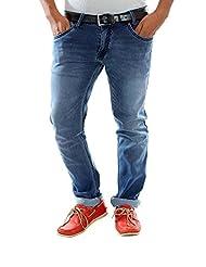 Unison Slim Fit Denim Jeans For Men - B00YX52UWE