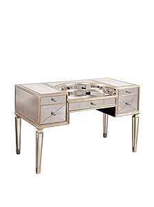 Amazon.com - Bassett Mirror Borghese Mirrored Desk - Home