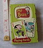 Mr. Bean Cartoon Playing Cards by Mr Bean