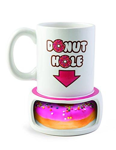 BIGMOUTH Inc Donut trou Mug