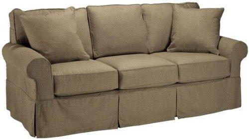 3 cushion sofa slipcover Nantucket Slipcover 3 cushion Sofa, SLIPCOVER SOFA, TEXT SOLID TAN  3 cushion sofa slipcover