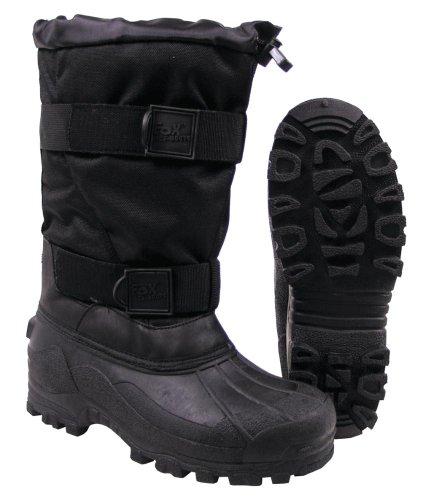 Fox Outdoor Kälteschutzstiefel schwarz