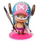 Anime Cartoon One Piece Chopper Dolls Toys Models Room Decors 15cm 1#
