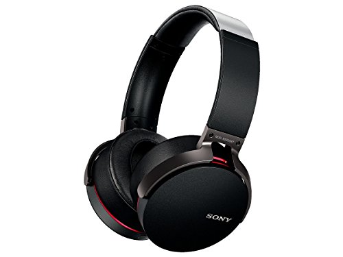 Sony MDRXB950BT/B Extra Bass Bluetooth Headphones (Black)