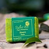 Rustic Art Organic Neem Soap 100 Grams