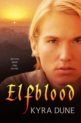 Book: Elfblood by Kyra Dune