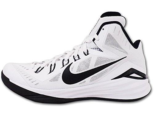 (ナイキ)Nike 海外限定 ハイパーダンク 2014 Hyperdunk バスケシューズ (並行輸入品) (28cm, 白黒)