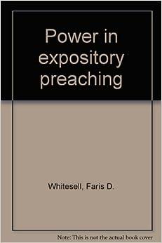 Preparing Expository Sermons: A Seven
