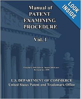 Trademark Manual of Examining Procedure, 2018 ed.