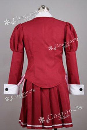 [Japan Cosplay] Custom-Made Ladies versus Butlers! Hakureiryo Academy Girl's uniform Tomomi Saikyo Japanese Anime Cosplay Costume Mens