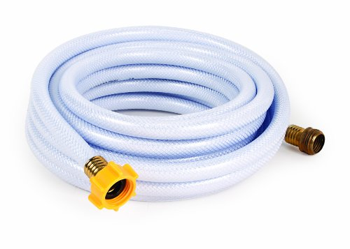 Camco 22783 TastePURE Drinking Water Hose (5/8″ID x 25′) – Lead Free