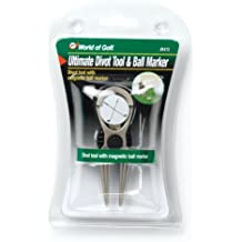 Jef World Of Golf Gifts And Gallery, Inc. Ultimate Divot Tool And Ball Marker