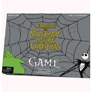 Click to buy The Nightmare Before Christmas board game from Amazon!