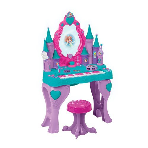 Disney Princess - Ariel Keyboard And Vanity