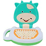 Toyhouse Kids Educational Laptop With Learning Activities Green