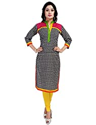 Beautiful Cotton Printed Multicolor Kurti From The House Of RANGKRIT