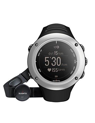 Suunto Ambit2 S Graphite (HR) - Reloj con GPS integrado unisex, color...
