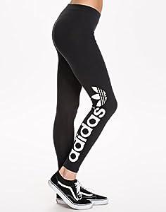 adidas Damen Leggings Trefoil: Amazon.de: Bekleidung