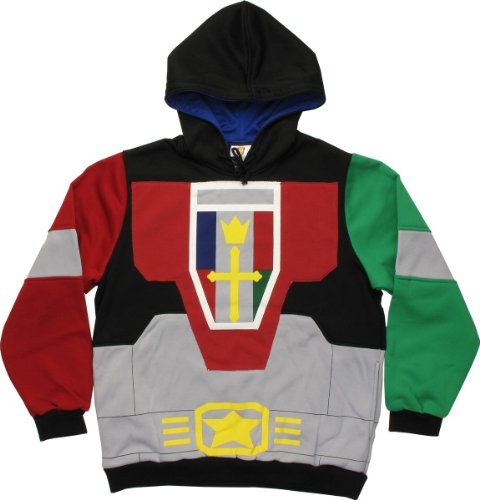 Voltron Costume Hoodie Adult