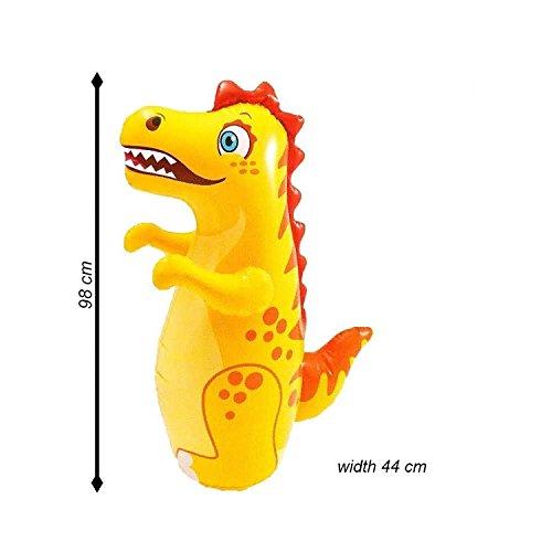3D BOP Bag Inflatable Hit Me / Punching Bag For Kids - Crocodile