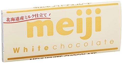 明治 ホワイトチョコレート 40g×10個