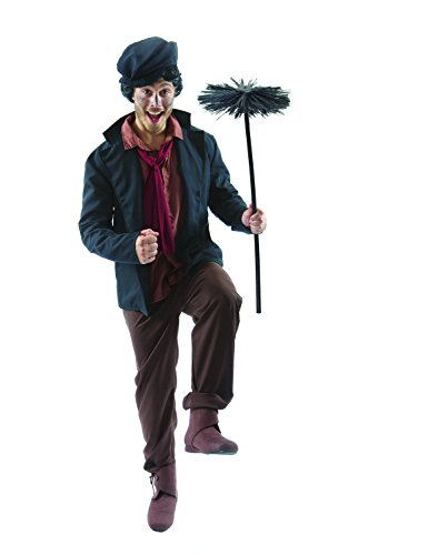 Chimney Sweep Costume (AND BROOM)