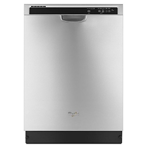 WHIRLPOOL DISHWASHERS 2479885 Dishwasher With Anyware Plus Silverware Basket, Stainless Steel, 4 Cycles