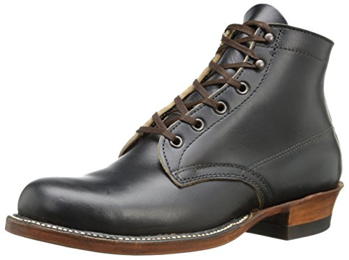 White's Boots Men's Americana Semi-Dress Boot,Black,9 D US