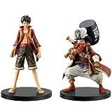 One Piece DXF ~ THE GRANDLINE MEN ~ ONE PIECE FILM Z Vol.1 whole set of 2