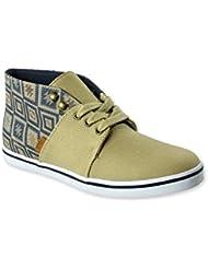 Vans Womens Camryn Slim Native Sneakers Tan/BLUE 5.5 B(M) US