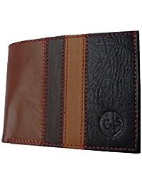 GOOD LIFE STUFF Genuine Leather Multi Color Wallet For Men (GLSMLT-X002)
