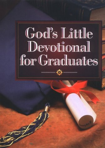 God's Little Devotional for Graduates (Gift Series)