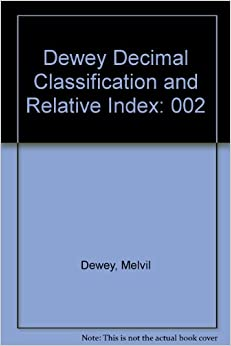 Abridged Dewey Decimal Classification Relative Index