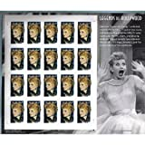Lucille Ball: I Love Lucy Legends of Hollywood Stamps