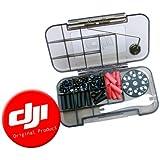 DJI Original E300 / E600 Propulsion System Tool Box Accessory Case (Includes Power Hub Screws Ball Head Allen Key Wrench Shrinkable Tubes 3M Tapes)