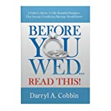 Before You Wed... Read This!