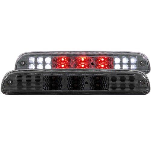 AnzoUSA ANZ531077 Smoke LED Third Brake Light Lens for Ford F-Series Ranger