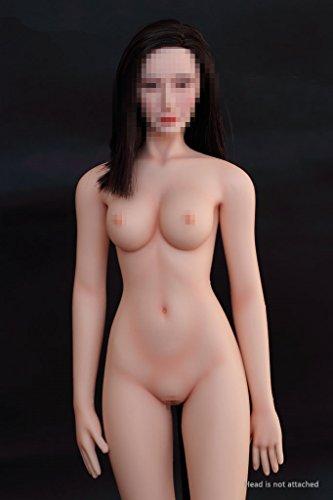 (象屋) 素体 新世代 特殊骨絡 最高級ボディ グラビアモデルアイドル女性素体ボディ 超可動 ペールスキン (M)ミディアムバスト 1/6 ミリタリー  頭部含まれません One-Sixth 28M -