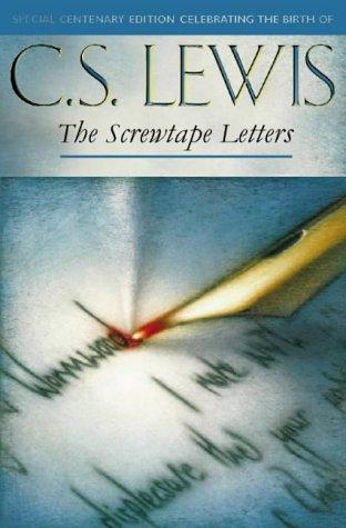 Screwtape Book Discussion Ignatian Spirituality